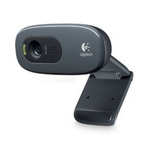 Logitech Hd Webcam C270 720p Widescreen Videollamadas Y Grab