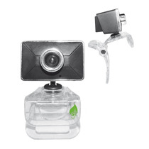 Webcam Green Leaf Camara Web Hd 1280x1024 (18-9808)
