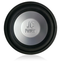Subwoofer Jc Power Kc-12dvcv2 12 Doble Bobina 300w P Bajos