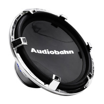 Woofer Audiobahn 15 Inch Doble Bobina 800w Metal Cromo Xaris