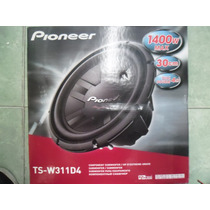 Pioneer Champions 12 Doble Bobina 1400 Whatts Ts-w311d4