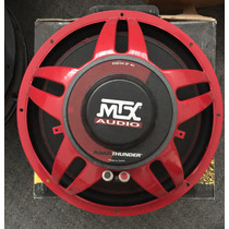 Woofer Mtx 12 Pulgadas Road Thunder