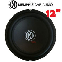 Subwoofer Memphis 15-sr12s4 Woofer De 12 500w, 250w Rms Ndd