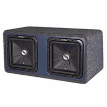Kicker Ds12l72 Dual 12 Subwoofer