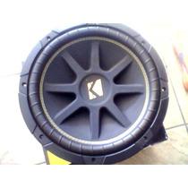 Subwoofer 12 Kicker 300w Bobina Sensilla Comp12