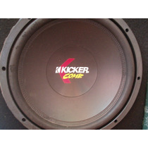Cajon Kiker Con 1 Woofer Serie Comp