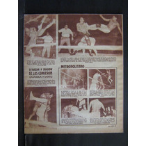 Articulo De La Revista Vea Tarzan - Shadow Vs Casasola 50