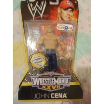 Wwe Figura De John Cena Exclusiva De Toys R Us