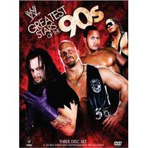 Dvd Greatest Stars Of The 90, Importado Region 1 Wwe Ugo