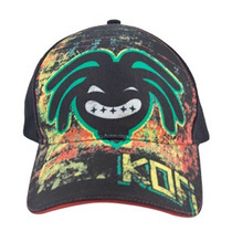 Gorra Kofi Kingston Here Comes Wwe Lucha Libre Wrestling