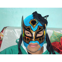 Wwe Cmll Mascara Volador P/adulto Semiprofesional.