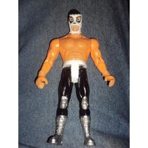 Figura Custom Cien Caras Luchador Mexicano Los Dinamita