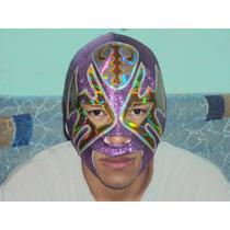 Wwe Cmll Mascara De Luchador Atlantis Profesional Lucha Libr
