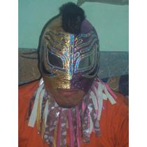 Cmll Mascara De Luchador Misterioso Jr Profesional Lucha