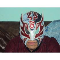 Mascara Gran Guerrero P/adulto Autografiada Ultimo Guerrero