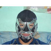 Wwe Aaa Cmll Mascara De Luchador Canek P/adulto Profesional.