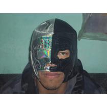 Mascara Wwe Cmll Luchador Cybernetico Semiprofesional Adulto
