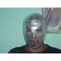 Wwe, Cmll, Aaa Mascara De Luchador Santo P/adulto