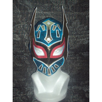 Nueva Mascara Luchador Wwe Sin Cara P/niño Mizteziz