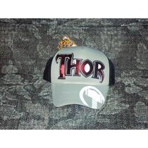 Gorras Marvel De Thor Dios Del Trueno Avengers Vengadores
