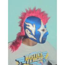 Wwe Cmll Aaa Mascara De Luchador Trauma P/adulto