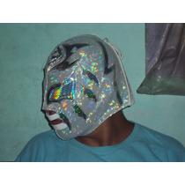 Mascara Wwe Cmll Luchador La Sombra Semiprofesional Adulto