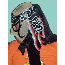 Wwe Cmll Aaa Mascara De Luchador Pentagon Jr Semiprofesional