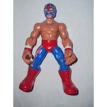 Figura Luchador Mexicano Australian Suesai En Muñeco Patones