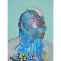 Mascara De Luchador Misterioso Jr. P/adulto Semiprofesional.