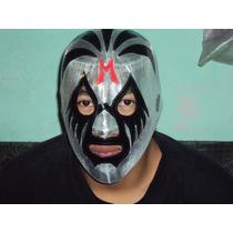 Wwe Cmll Mascara De Luchador Mil Mascaras P/adulto
