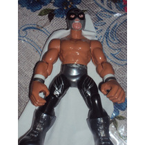 Figura D Luchador Mexicano Angel Azteca En Muñeco Patones