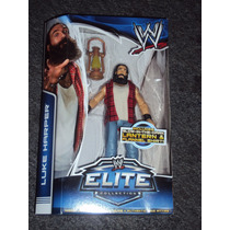 Figura Wwe Mattel Luke Harper Elite Serie 29 Familia Wyatt