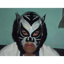 Mascara Luchador Tiger Mask P/adulto Semiprofesional.