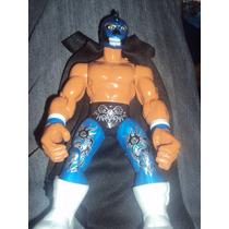 Figura Luchador Mexicano Mephisto Hijo Del Averno Patones