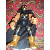 Figura Luchador Mexicano Ephesto Hijo Del Averno Patones