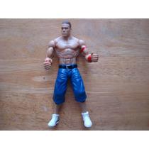 John Cena Luchador Wwe Baterias Prende Y Sonido Mide 17 Cms