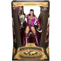 Wwe Figura De Razor Ramon Serie Defining Moments De Mattel
