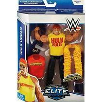 Wwe Hulk Hogan Elite 34 De Mattel
