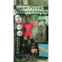 Wwe Figura Mvp Delux Aggression Jakks Pacific