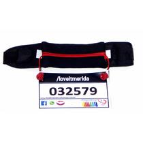Cinturon Cangurera Maraton Running Ciclismo Gym
