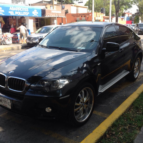 X6 Impecable Biturbo Negra, Rines 22 Bmw 2010