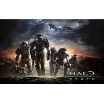 Video Juego Xbox 360 Halo Reach