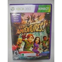 Kinect Adventures Xbox 360 Juego Disco E78