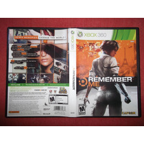 Remember Me - Xbox 360 - Mdisk