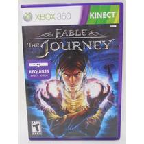 Fable The Journey Juego Xbox 360 Disco E151