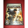 Frontlines - Fuel Of War - Xbox 360 - Mdisk