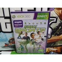 Kinect Sports Nuevo Xbox 360