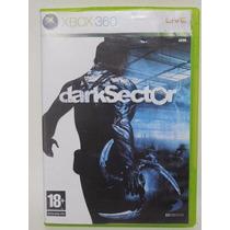 Darksector Juego Xbox 360 Disco E636