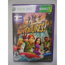 Kinct Adventures Xbox 360 Juego Disco E86