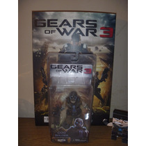 Gears Of War 3 Golden Cog Soldier Figura Neca Serie 3
